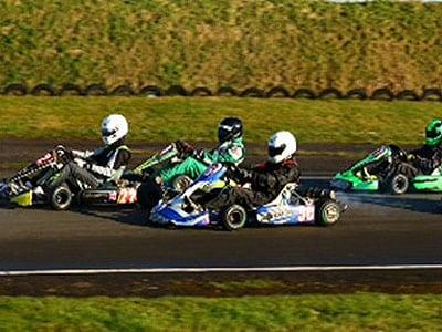 Jack's First Senior Race