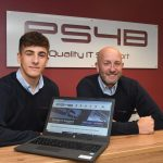 Coventry teenager joins the family IT firm